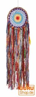 Traumfänger - Regenbogen 24 cm
