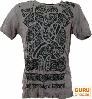 Sure T-Shirt Tribal Ganesha - taupe