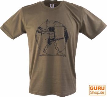 Fun T-Shirt `Da vinci`