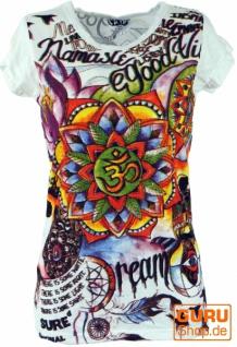 Sure T-Shirt OM - weiß/bunt - Vorschau 1