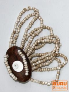 Shiva-Muschel Armband - Modell 2