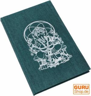 Notizbuch, Tagebuch - Ganesh petrol