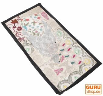Orientalischer Tischläufer, Wandbehang, Einzelstück 80*45 cm