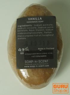 Seifenset Soap on the Rock, 90 g Seife auf Bimsstein, Fair Trade - Vanilla - Vorschau 3