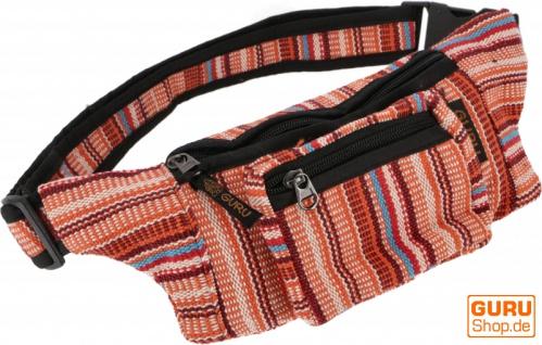 Ethno Sidebag, Nepal Gürteltasche, Goa Tasche - Modell 2