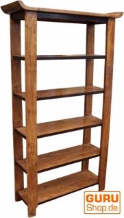 Regal, Bücherregal `Orient` - Modell 4
