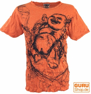Sure T-Shirt Happy Buddha - rostorange