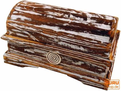 Schatztruhe, Schmuckschatulle Spirale - Vorschau 1