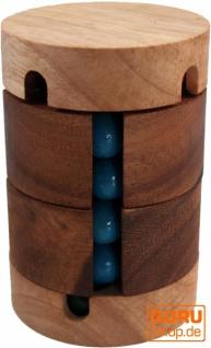 Holzspiel, Geschicklichkeitsspiel, Knobelspiell - Spin to win