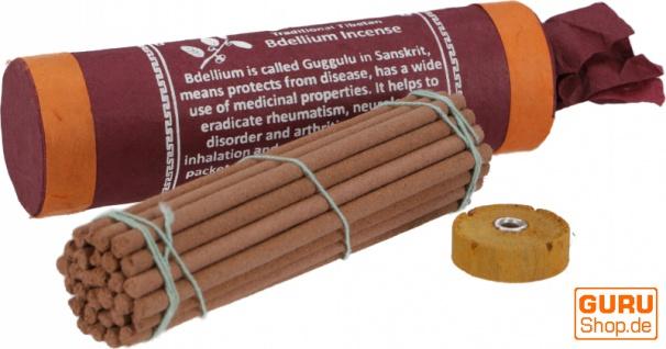 Tibetische natürliche Räucherstäbchen - Bdellium Incense