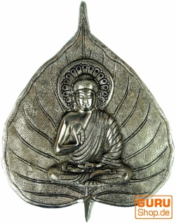 Buddha Maske aus Weißmetall - Design 5