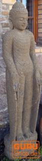 Stein Buddha Statue - Modell 12