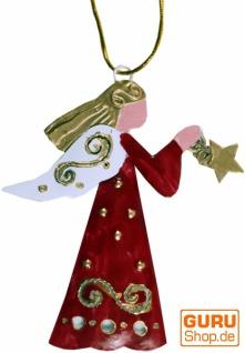 Schutzengel, Weihnachtsengel, Chrisbaumschmuck in 2 Farben