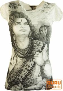 Sure T-Shirt Shiva - weiß