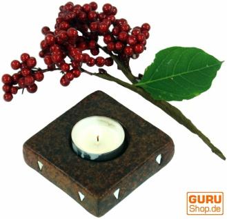 Kerzenhalter, Teelichthalter Keramik Nr.2