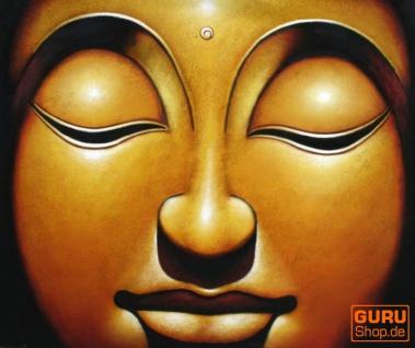 Gemälde auf Leinwand Buddha 100*120 cm - Motiv 8