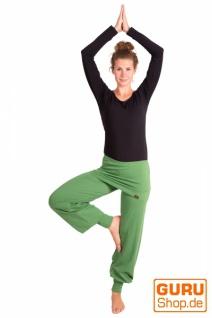 Hose aus Bio-Baumwolle / Chapati Design - green - Vorschau 2