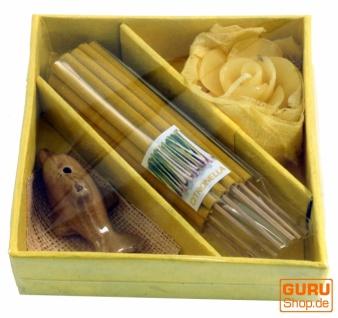 Räucher & Duftset Citronella