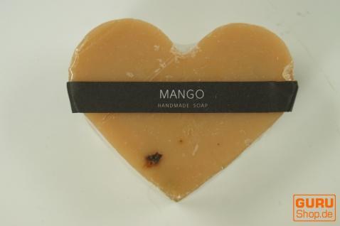 Seifenset Heart on the Rock, 75 g Seife auf Bimsstein, Fair Trade - Mango - Vorschau 2