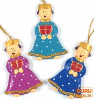 Die heiligen drei Könige, Baumbehang Set