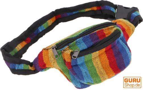 Ethno Sidebag & Gürteltasche, Hüfttasche - Modell 6