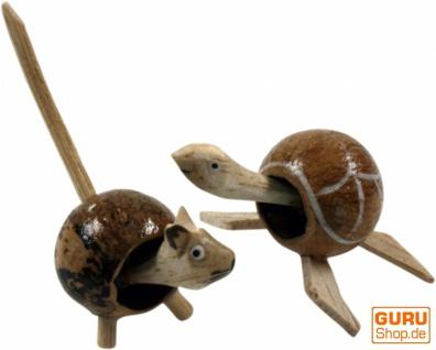 Wackelkopf Tier, Wackeltier - Schildkröte