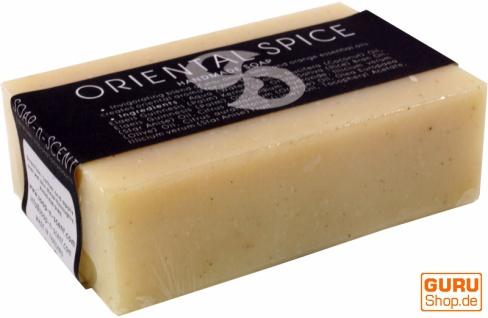 Handgemachte Duftseife, 100 g Fair Trade - Oriental Spice