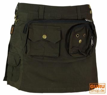 Goa Shorts, Hosenrock - dark olive