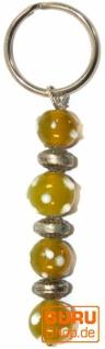 Perlenschlüsselanhänger 37