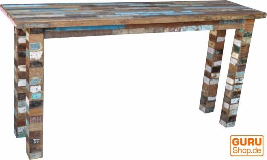 Sideboard, Highboard im Antik Look mit vielen Details - Modell 2