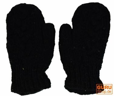 Handschuhe Fauster - schwarz