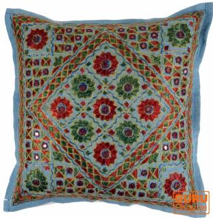 Kissenhülle, Orient Kissenbezug, Dekokissen Bezug `Maharaja` - Muster 7