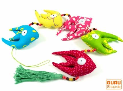 Mobile, Stofftierkette - Fisch