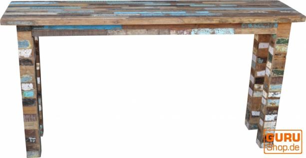 Sideboard, Highboard im Antik Look mit vielen Details - Modell 2 - Vorschau 2