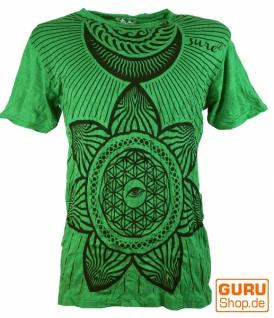 Sure T-Shirt `Das dritte Auge` - grün