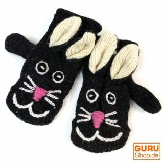 Kinderhandschuhe, Tierhandschuhe Katze