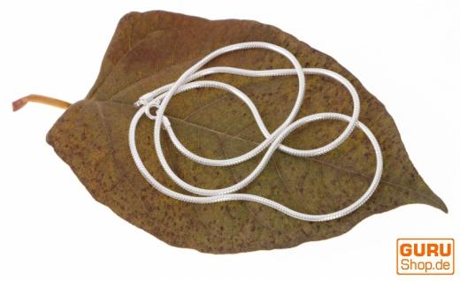 Schlangensilber Kette in verschiedenen Längen - Model 5