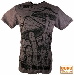 Sure T-Shirt Magic Mushroom - taupe