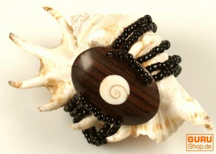 Shiva-Muschel Armband - Modell 1