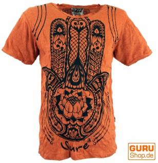 Sure T-Shirt Fatimas Hand - rostorange
