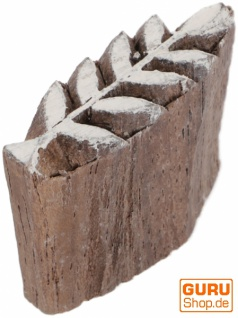 Indischer Textilstempel, Holz Stoffdruckstempel, Blaudruck Stempel, Druck Modell - 3, 5*1 cm Blatt 1