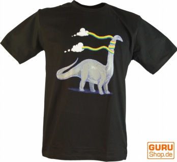 Fun T-Shirt `Langhals` - Vorschau