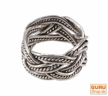 Silberring, Boho Style Ethno Ring - Model 11
