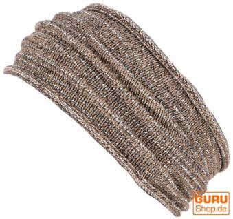 Magic Hairband, Dread Wrap, Schlauchschal, Stirnband - Haarband sand