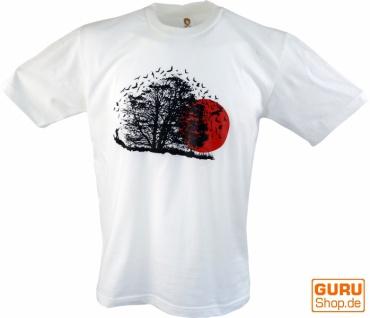Fun T-Shirt `Vogelflug`