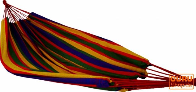 Outdoor Hängematte, 200x150 cm, 1-2 Personen - multicolour - Vorschau 2