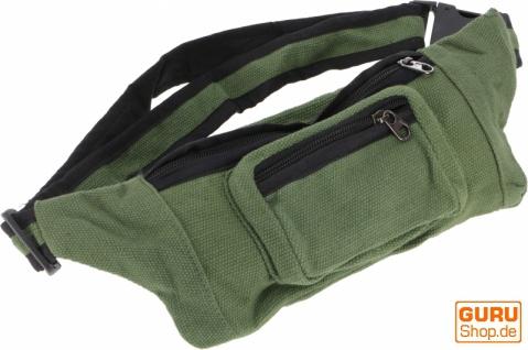 Ethno Sidebag, Nepal Gürteltasche, Goa Tasche - Modell 1