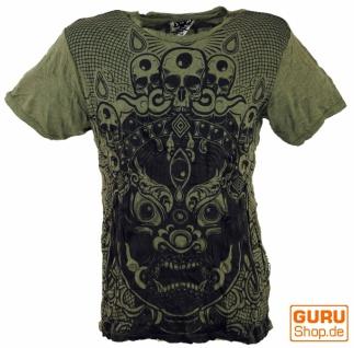Sure T-Shirt Dämon - olive