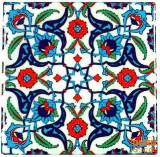 2er Set Kühlschrankmagnet Orient - Design 5