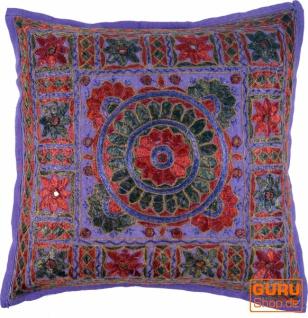 Kissenhülle, Orient Kissenbezug, Dekokissen Bezug `Maharaja` - Muster 15